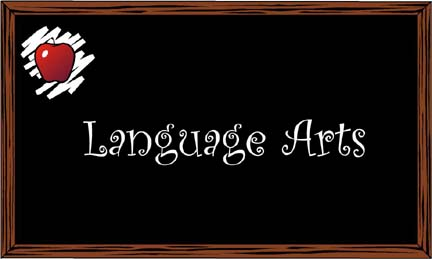 Image result for language arts clipart